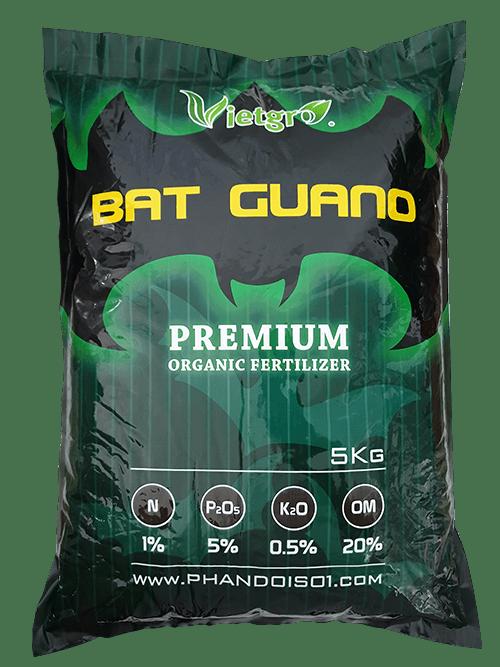 Bat Guano - Phân Dơi Hữu Cơ
