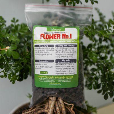 Phân hữu cơ thông minh Chuyên cho hoa - Smart Fertilizer Flower No. 1