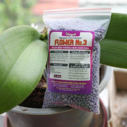 Phân bón thông minh Chuyên cho hoa - Smart Fertilizer Flower No. 3