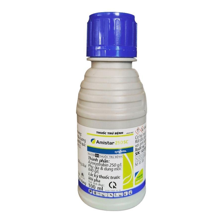 Amistar 250 SC - Thuốc trừ nấm bệnh thế hệ mới (20 - 100ml)