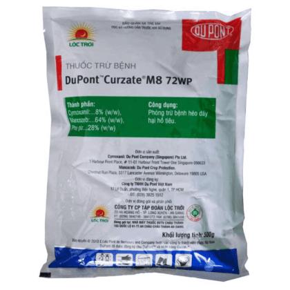 DuPont Curzate M8 72WP - Thuốc trừ bệnh sương mai