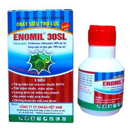 Enomil 30SL - Chế phẩm bám dính Ngư Ông Đắc Lợi