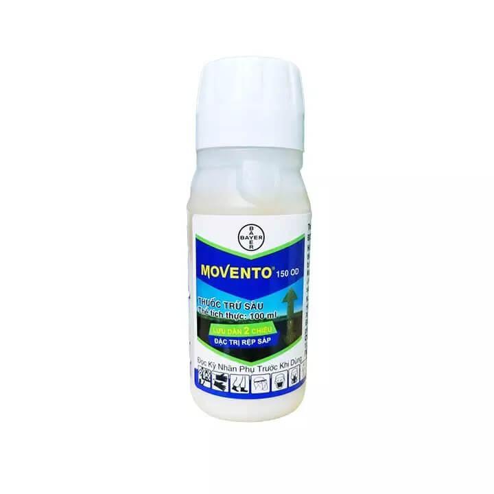 Movento 150OD - Thuốc trừ sâu đặc trừ rệp sáp cho hoa lan, hồng, cây trồng (100ml)