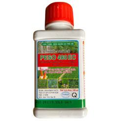 Peso 480EC - Thuốc trừ mầm cỏ 100ml