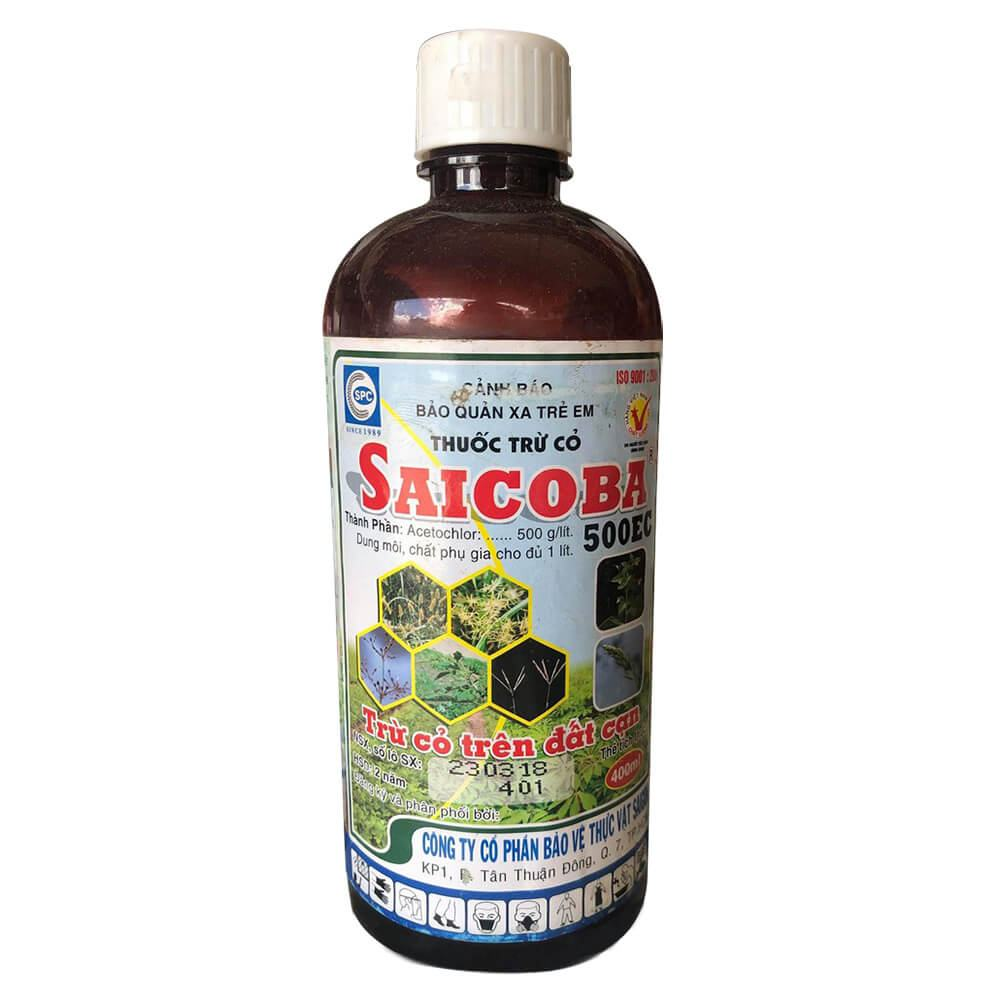 Saicoba 500EC - Thuốc trừ mầm cỏ