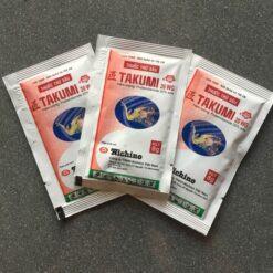 Takumi 20WG - Thuốc trừ sâu đặc trị sâu tơ, sâu khoang, sâu đục quả (8g)