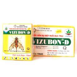 Vizubon-D AL - Thuốc dẫn dụ diệt ruồi vàng (10ml)