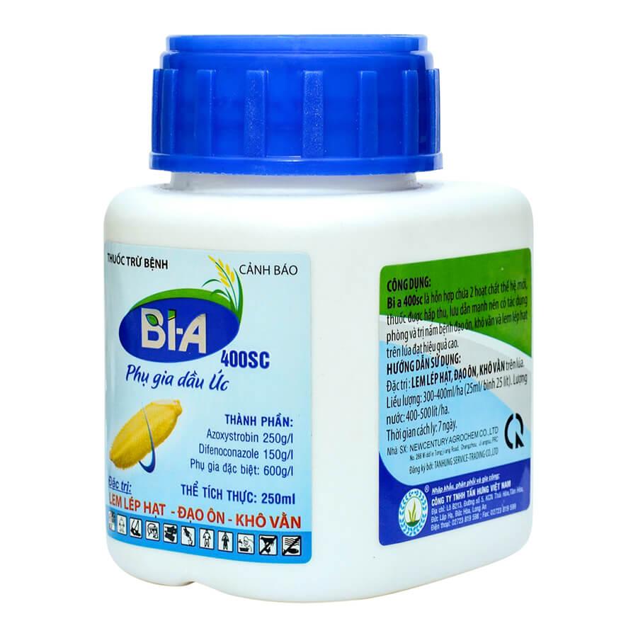 Bi.A 400SC (250ml) - Thuốc trừ bệnh cho cây trồng