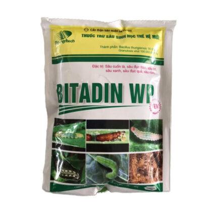 Bitadin WP (100g) - Thuốc trừ sâu sinh học