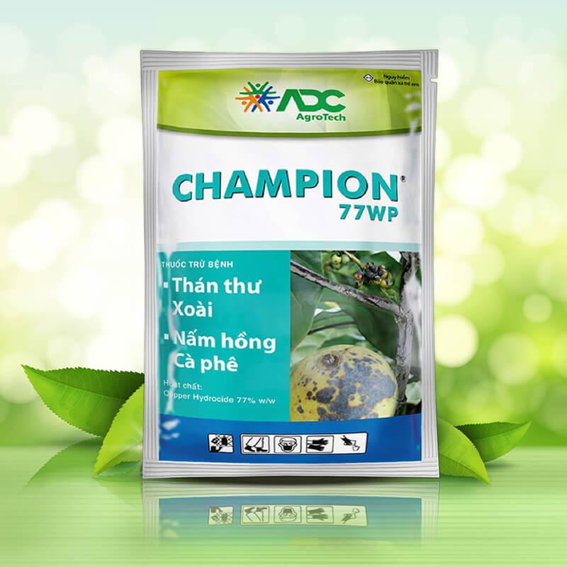 Champion 77WP (100g) - Thuốc trừ nấm bệnh