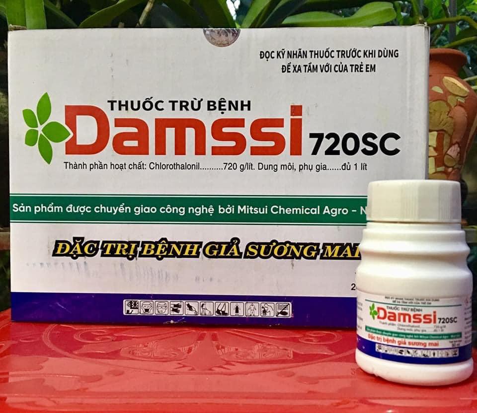 Damssi 720SC - Thuốc trừ bệnh