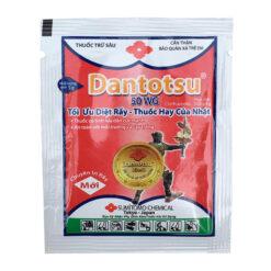 Dantotsu 50WG (5g) - Chuyên trị rầy nâu hại lúa