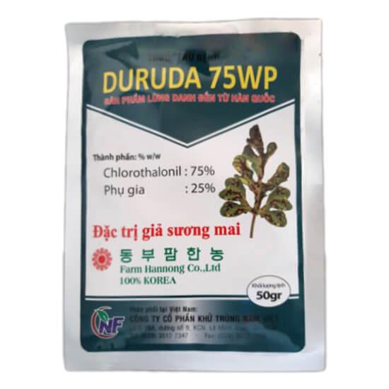 Duruda 75WP (50g) - Thuốc trừ bệnh