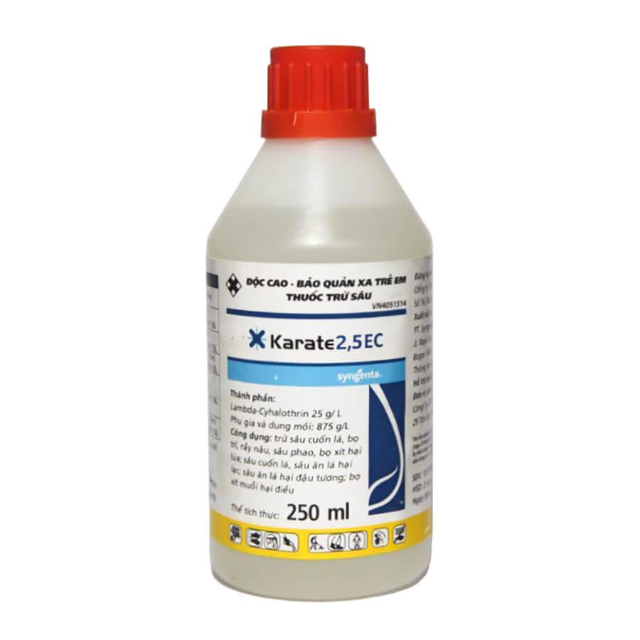 Karate 2.5EC (250ml) - Thuốc trừ sâu