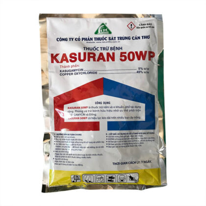 Kasuran 50WP (300g) - Thuốc trừ nấm bệnh, vi khuẩn
