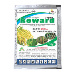 Reward 775WP (30g) - Đặc trị bạc lá trên lúa