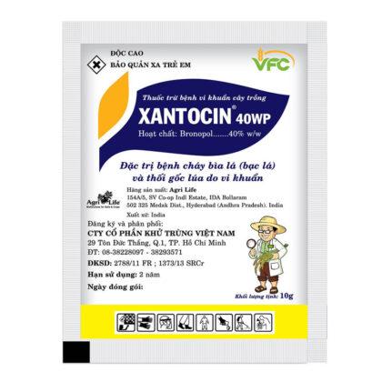 Xantocin 40WP (10g) - Thuốc trừ bệnh