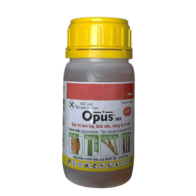 Opus 75 EC (240) - Thuốc đặc trị nấm bệnh