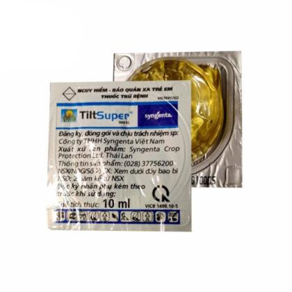 Tilt Super 300EC (10ml) - Thuốc trừ bệnh Syngenta
