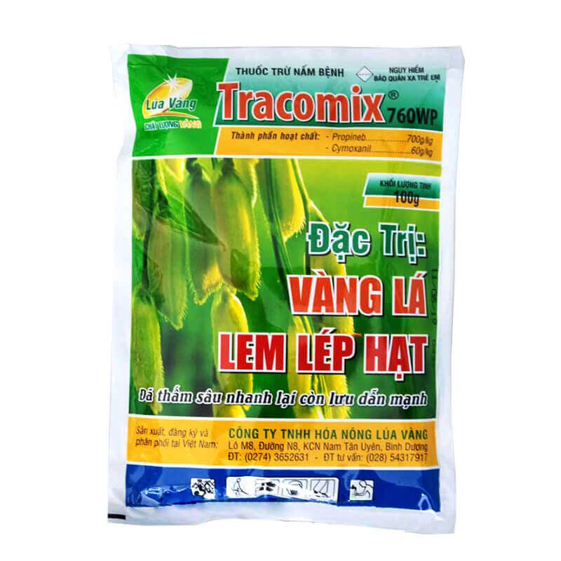 Tracomix 760WP (100g) - Thuốc trừ nấm bệnh