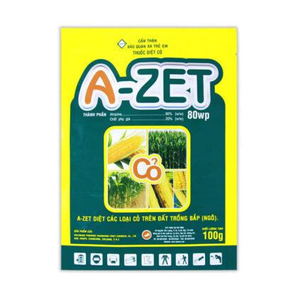 AZET 80WP (100g) - Thuốc trừ cỏ