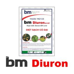 BM Diuron 80 WP - Thuốc diệt trừ cỏ dại
