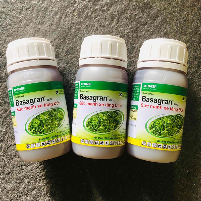 Basagran 480SL (100ml) - Thuốc trừ cỏ Đức