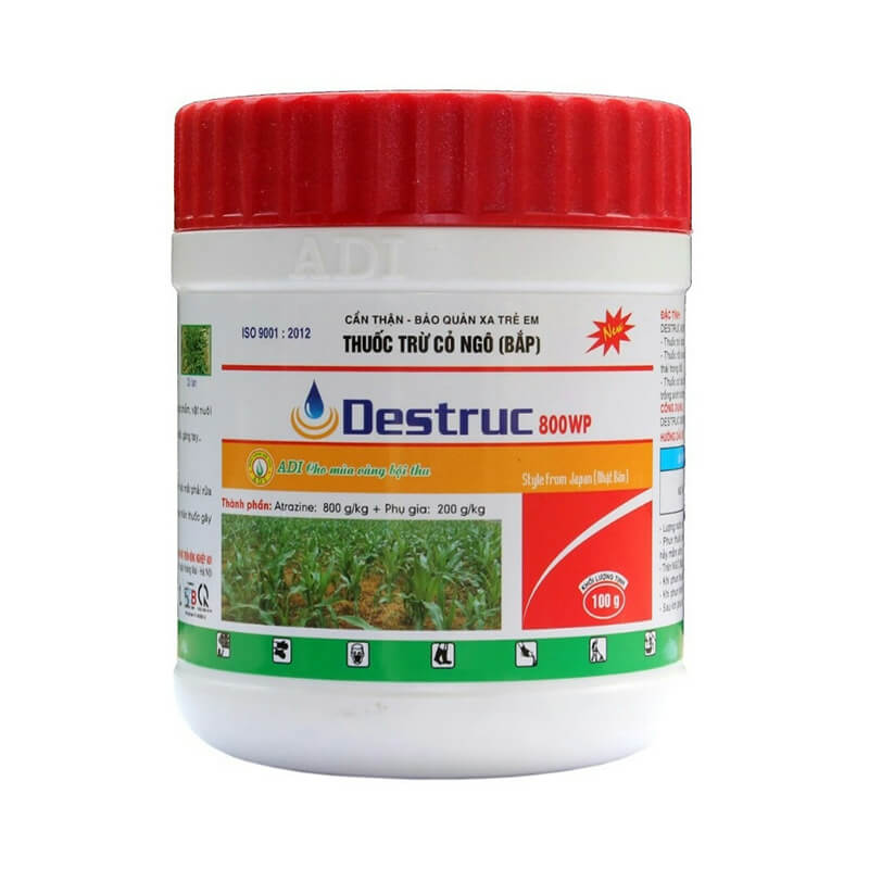 Destruc 800WP (100g) - Thuốc diệt cỏ