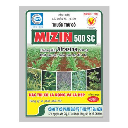Mizin 50SC (400ml) - Thuốc diệt cỏ