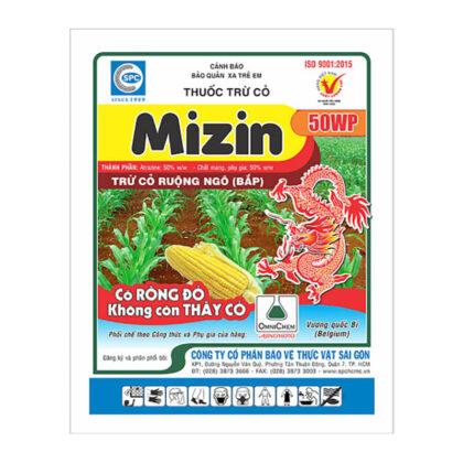 Mizin 50WP (400ml) - Thuốc diệt cỏ