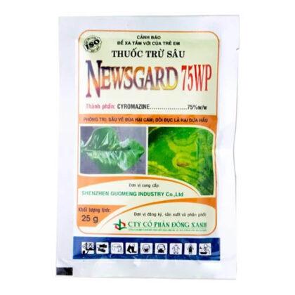 Newsgard 75WP (25g) - Thuốc đặc trị ấu trùng ruồi