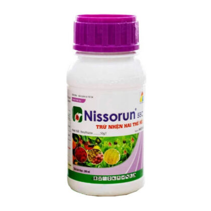 Nissorun 5EC (200ml) - Thuốc trừ sâu đặc trị nhện