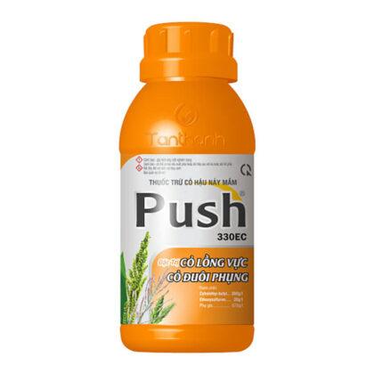 Push 330EC (240ml) - Thuốc đặc trị cỏ lồng vực và cỏ đuôi phụng