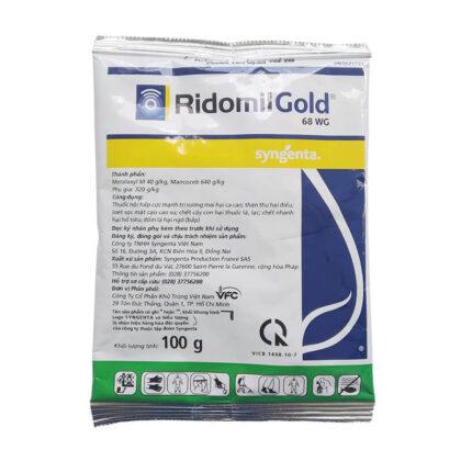 Ridomil Gold 68WG (100g) - Thuốc trừ bệnh