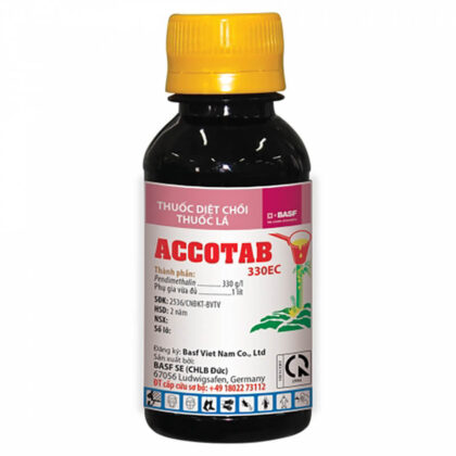 Accotab 330EC (100ml) - Thuốc diệt chồi thuốc lá