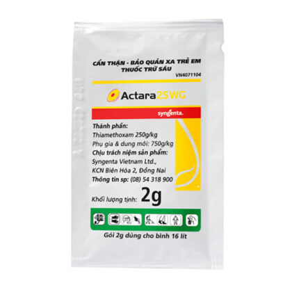 Actara 25WG (2g) - Thuốc trừ sâu Syngenta