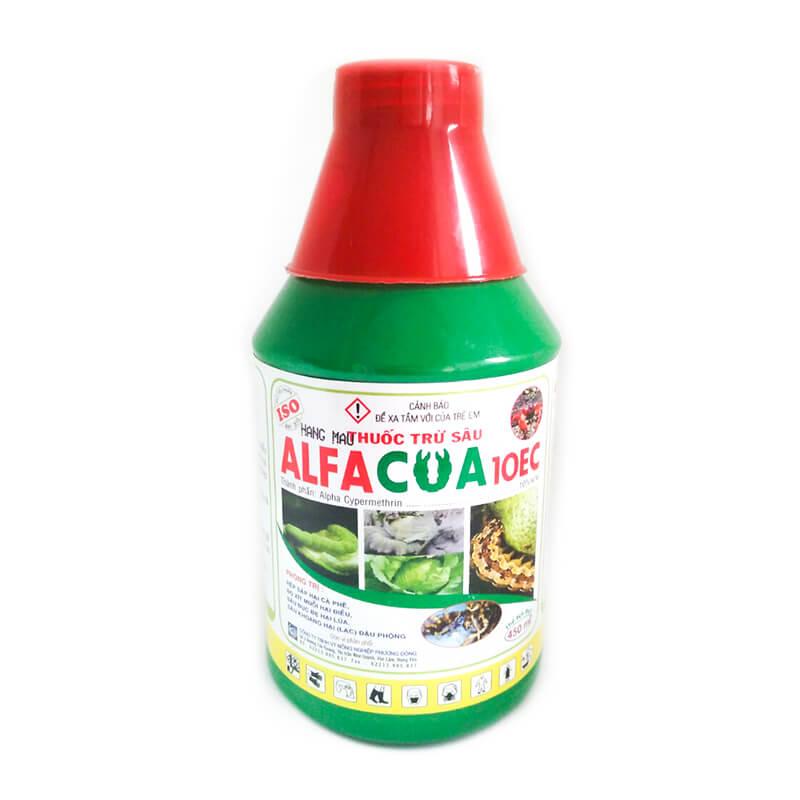 Alfacua 10EC (450ml) - Thuốc trừ sâu