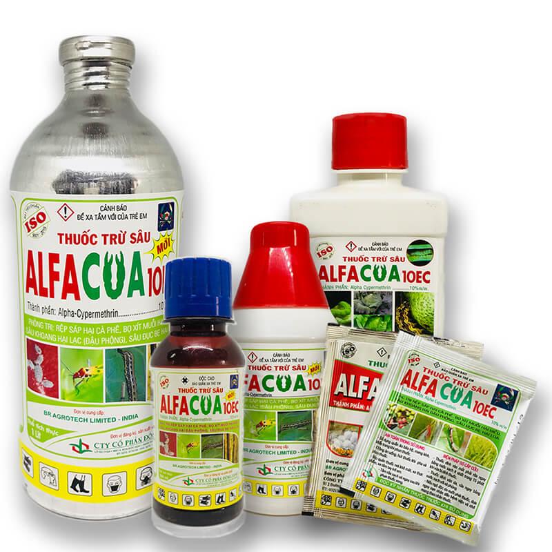 Alfacua 10EC - Thuốc trừ sâu