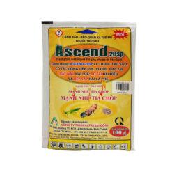 Ascend 20SP (100g) - Thuốc trừ sâu rầy