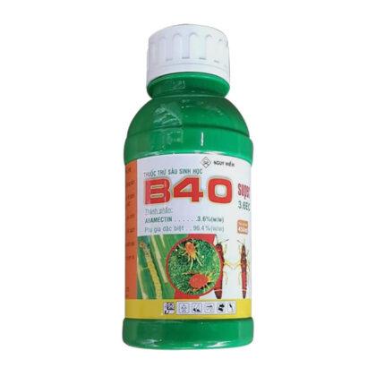 B40 Super 3.6EC (450ml) - Thuốc trừ sâu sinh học