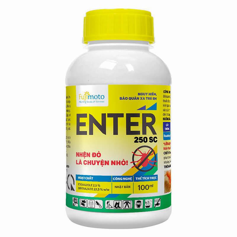 Enter 250SC (100ml) - Thuốc trừ nhện