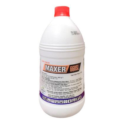 Maxer 660 SL (1 lít) - Thuốc trừ cỏ