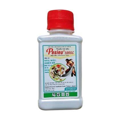 Pesieu 500SC (100ml) - Thuốc trừ nhện