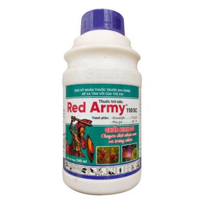 Red Army 110SC (240ml) - Thuốc trừ nhện