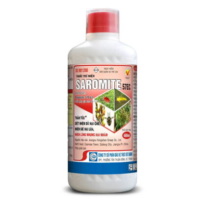 Saromite 57EC (480ml) - Thuốc trừ nhện
