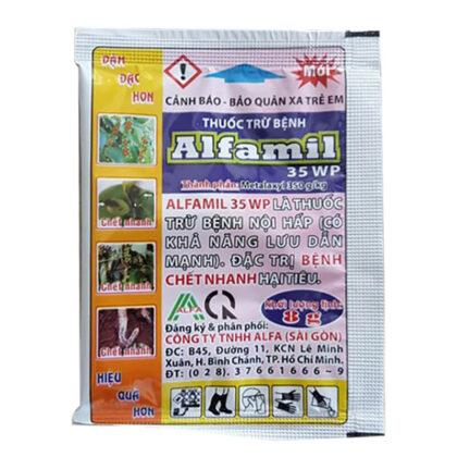 Alfamil 35WP (8g) - Thuốc trừ bệnh