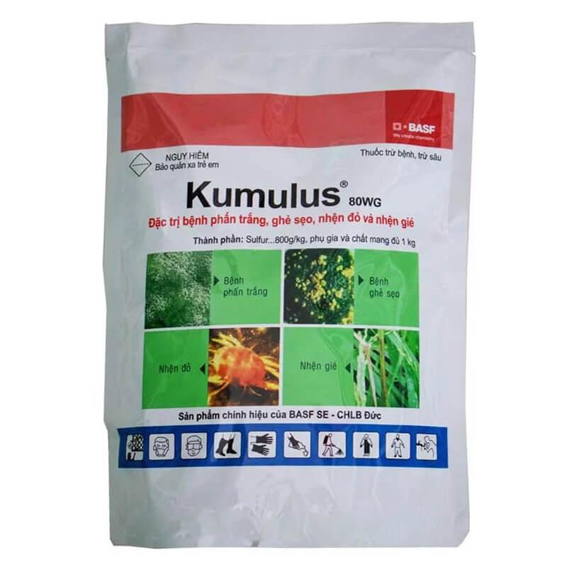 Kumulus 80WG (1kg) - Thuốc trừ nấm bệnh