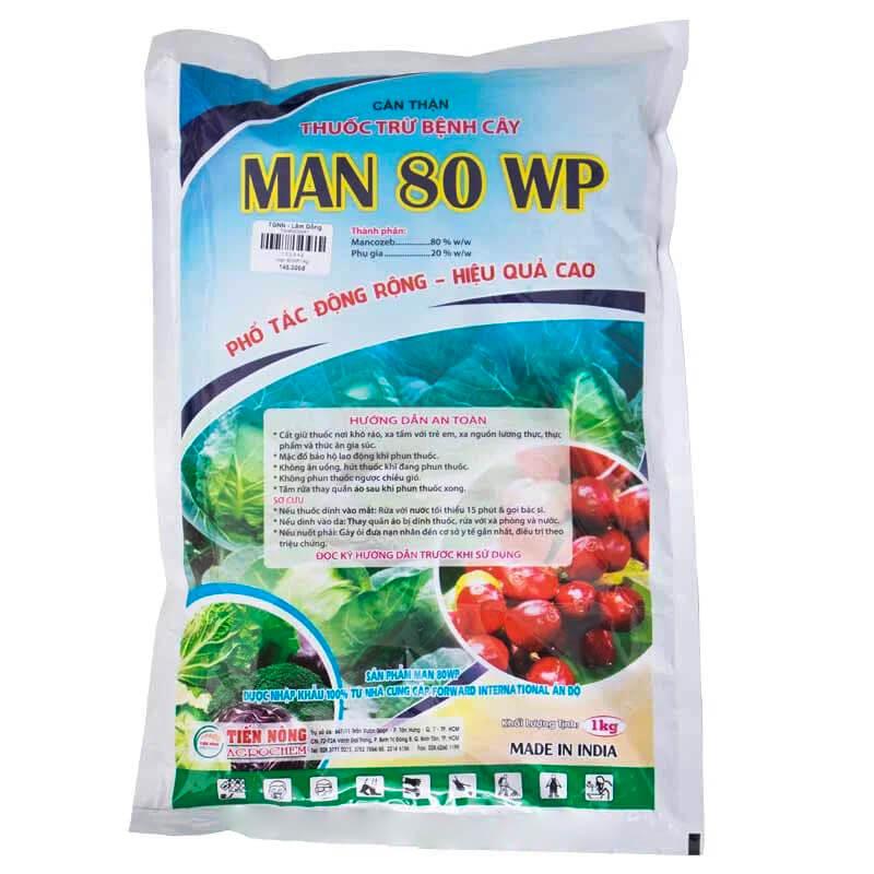 Man 80WP (1kg) - Thuốc trừ bệnh
