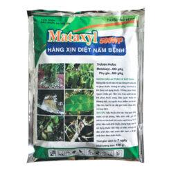 Mataxyl 500WP (100gr) - Thuốc trừ bệnh