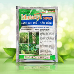 Mataxyl 500WP (25gr) - Thuốc trừ bệnh